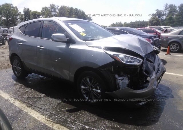 Inventory #434905648 2015 Hyundai TUCSON