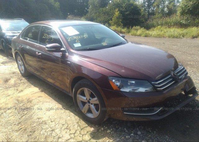 Inventory #773384513 2014 Volkswagen PASSAT