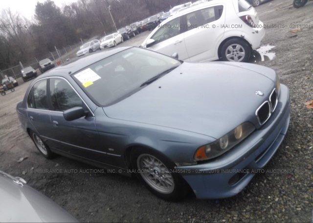 Inventory #262287485 2001 BMW 525