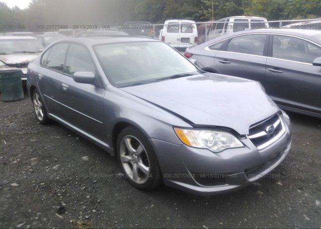 Inventory #771694483 2009 Subaru LEGACY