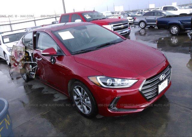 Inventory #694978265 2017 Hyundai ELANTRA