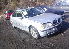 2003 BMW 330 - WBAEW53433PG23432 Left View