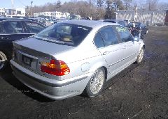 2003 BMW 330 - WBAEW53433PG23432 rear view