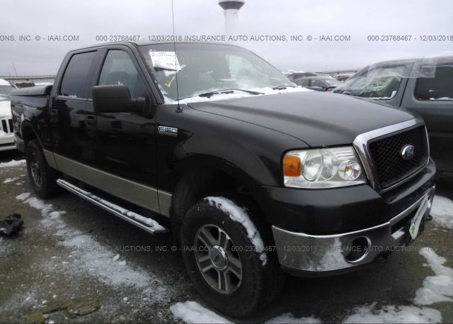 Inventory #439689852 2007 FORD F150