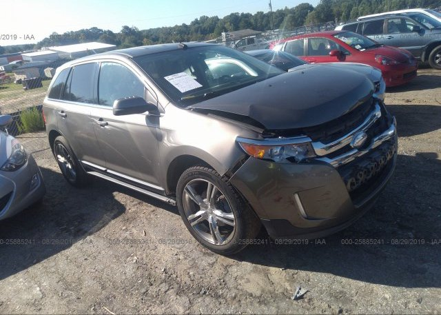 Inventory #984266243 2013 FORD EDGE