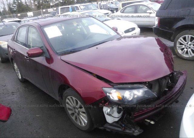 Inventory #205473094 2011 Subaru IMPREZA