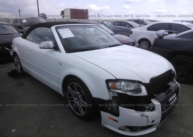 Inventory #762704105 2009 AUDI A4