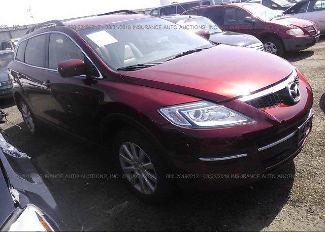 Inventory #382382458 2008 Mazda CX-9