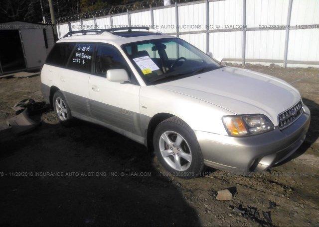 Inventory #350090720 2001 Subaru LEGACY