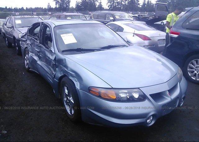 Inventory #815865775 2003 Pontiac BONNEVILLE
