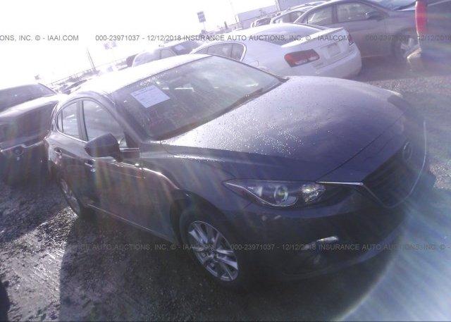 Inventory #538364672 2015 Mazda 3
