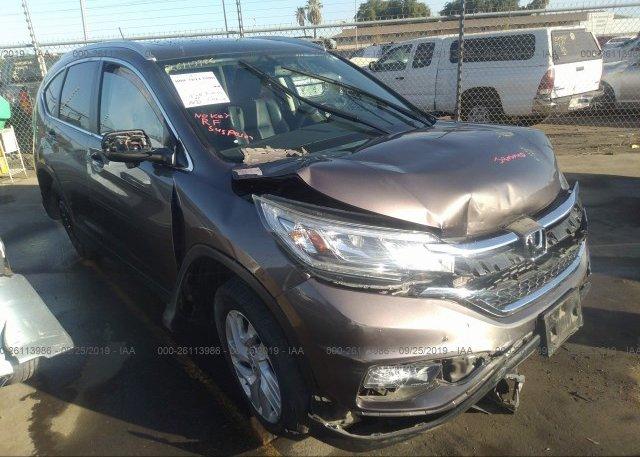 Inventory #925563826 2016 Honda CR-V