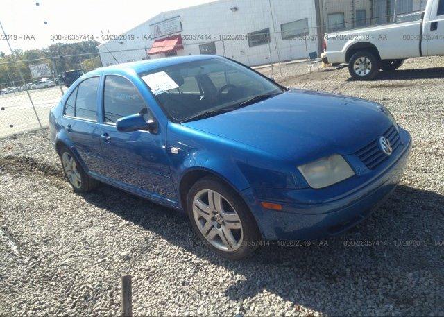 Inventory #715639385 2001 Volkswagen JETTA