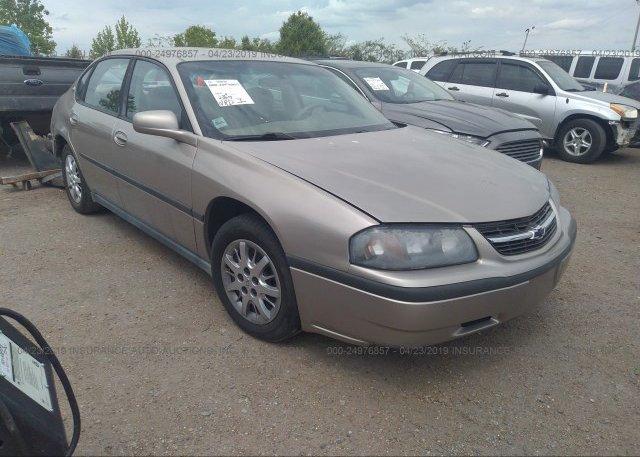 Inventory #216842204 2003 Chevrolet IMPALA