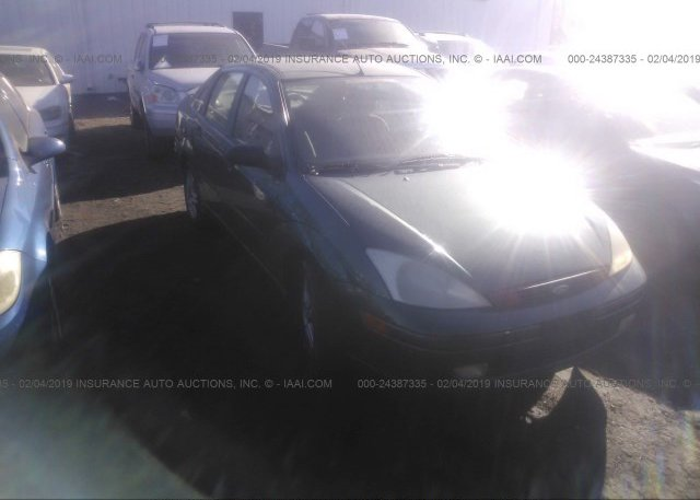 Inventory #301483103 2001 FORD FOCUS