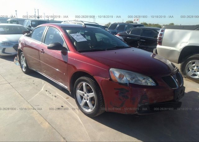 Inventory #891170136 2009 Pontiac G6