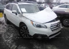 2016 Subaru OUTBACK - 4S4BSBNC8G3297749 Left View