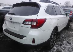 2016 Subaru OUTBACK - 4S4BSBNC8G3297749 rear view