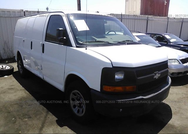 Inventory #462733738 2009 Chevrolet EXPRESS G1500