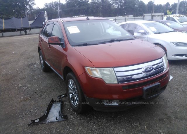 Inventory #339374480 2008 FORD EDGE