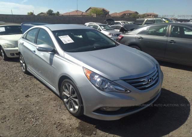 Inventory #515010357 2014 Hyundai SONATA