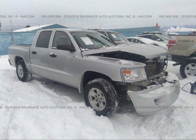 Inventory #104072097 2008 Dodge DAKOTA