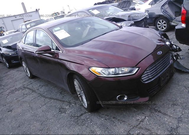 Inventory #605765467 2015 FORD FUSION