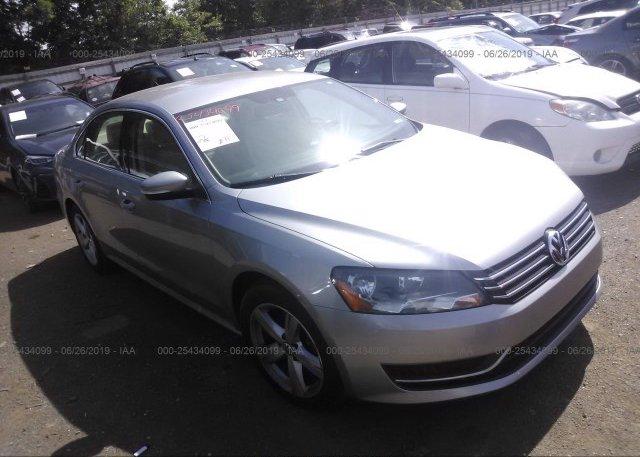 Inventory #751253309 2013 Volkswagen PASSAT