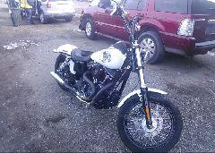 2016 Harley-davidson FXDB