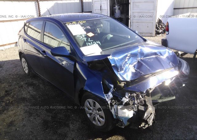 Inventory #540963967 2016 HYUNDAI ACCENT