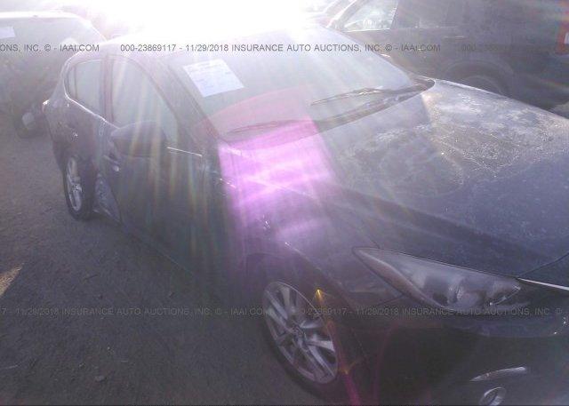 Inventory #916979213 2014 Mazda 3
