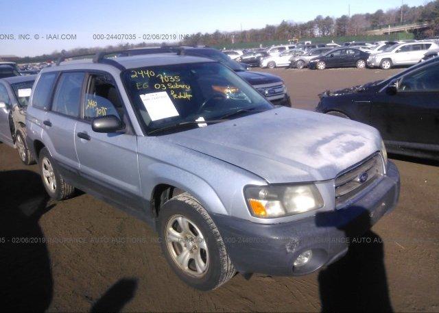 Inventory #399064623 2003 Subaru FORESTER