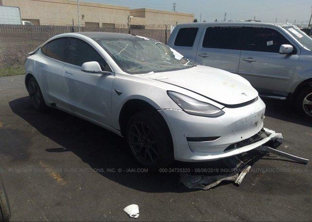 Inventory #516505388 2018 Tesla MODEL 3