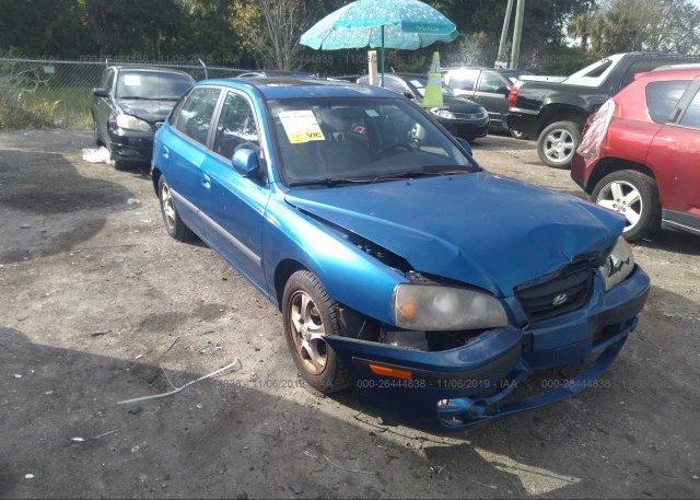 Inventory #520211569 2005 Hyundai ELANTRA