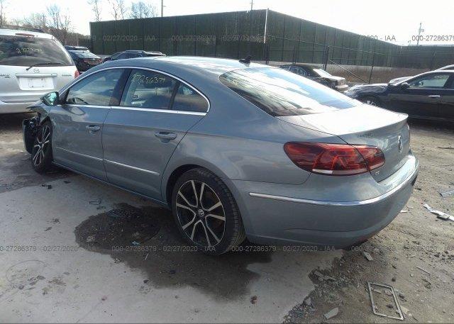 купить 2013 Volkswagen CC WVWRP7AN4DE549165