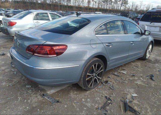 цена в сша 2013 Volkswagen CC WVWRP7AN4DE549165