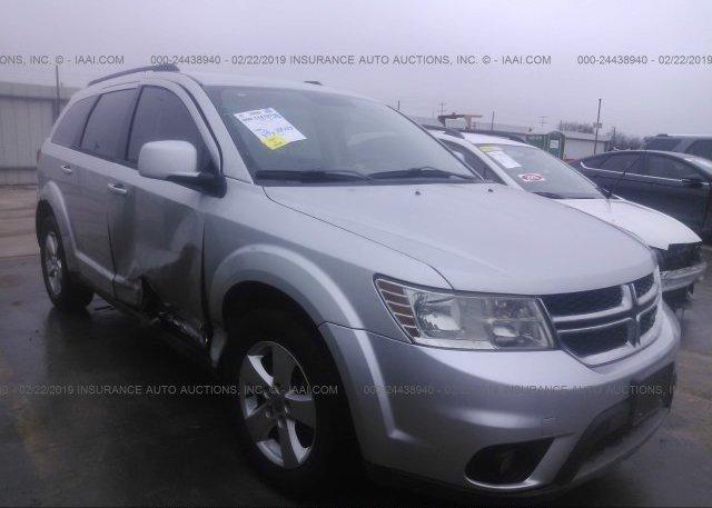 Inventory #884900630 2012 Dodge JOURNEY