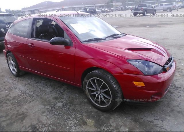 3fahp39553r189558 Junk Red Ford Focus At Sussex Wi On Online