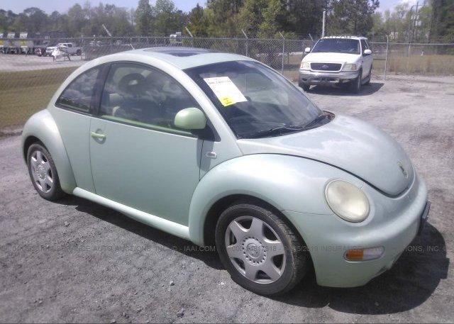 Inventory #820898076 1999 Volkswagen NEW BEETLE