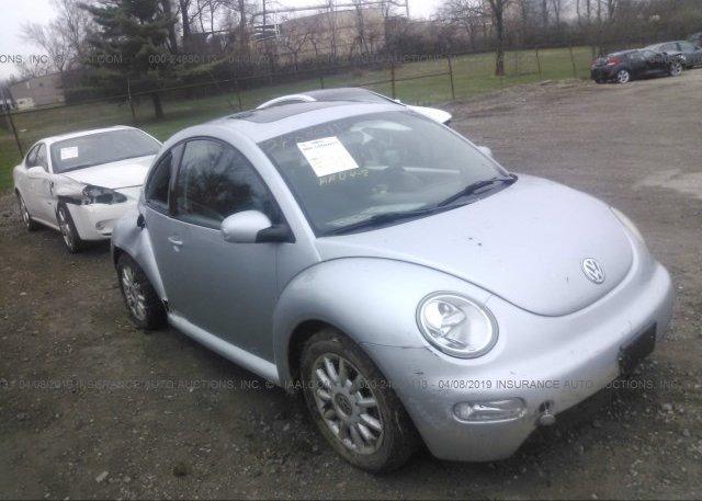 Inventory #281396278 2004 Volkswagen NEW BEETLE