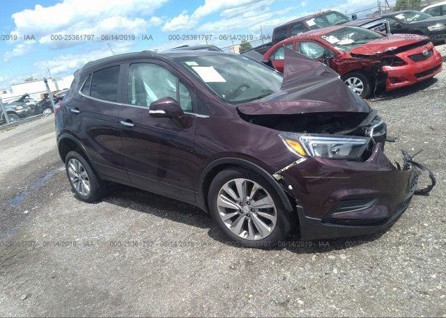 Inventory #634732623 2017 Buick ENCORE