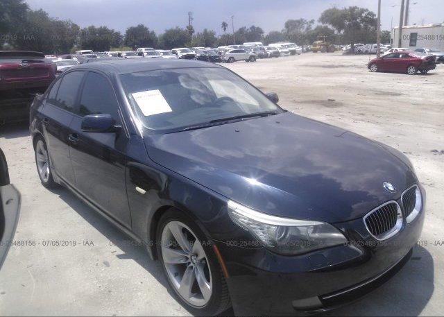 Inventory #217357859 2008 BMW 528