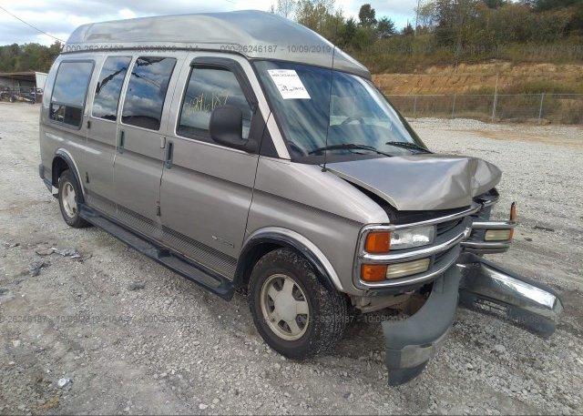 Inventory #118909203 2002 Chevrolet EXPRESS G1500
