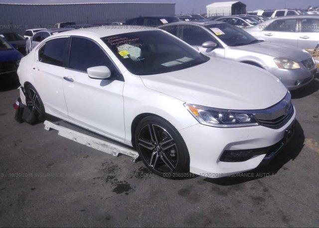 Inventory #317087495 2017 Honda ACCORD