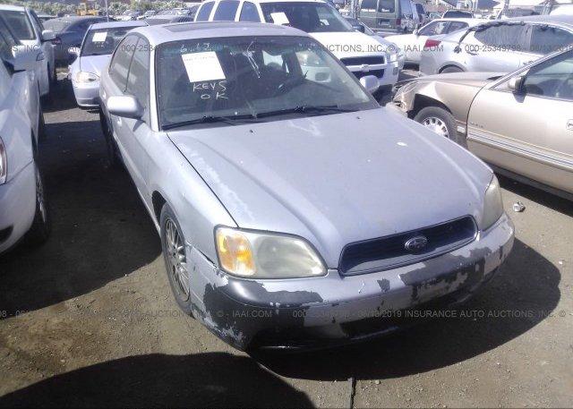 Inventory #941888897 2003 Subaru LEGACY