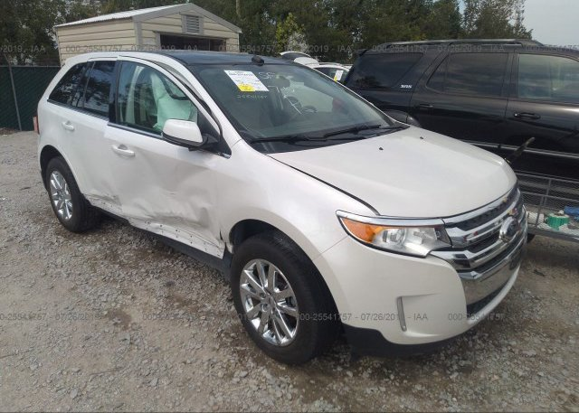 Inventory #343179476 2014 FORD EDGE