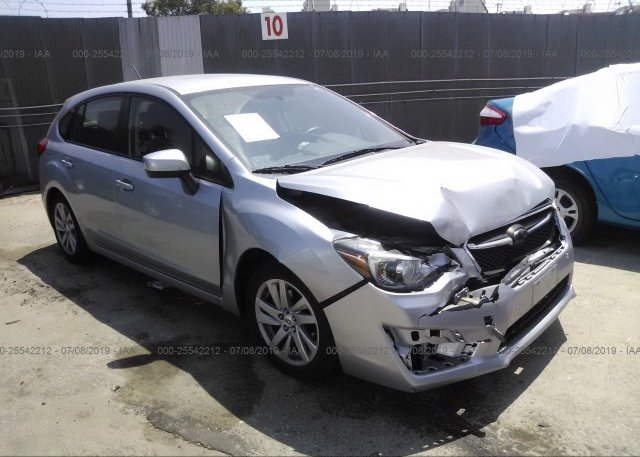 Inventory #331421340 2016 Subaru IMPREZA