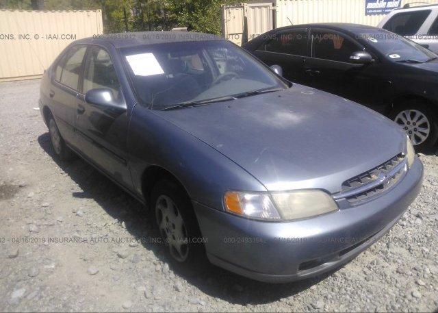 Inventory #910504985 1999 Nissan ALTIMA