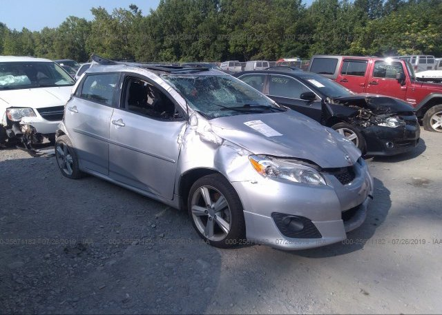 Inventory #828900739 2010 Toyota COROLLA MATRIX