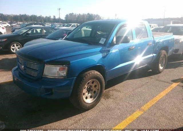 Inventory #903998322 2008 Dodge DAKOTA